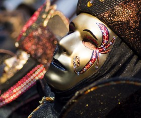 Carnival Sicily Acireale Stock Photo 07