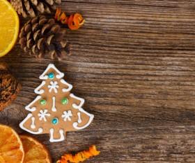Christmas gingerbread Stock Photo 03
