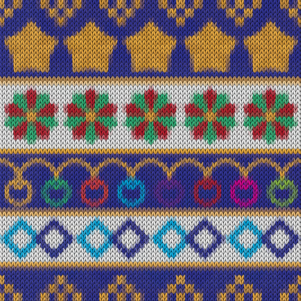 Christmas sweater seamless pattern vector 03