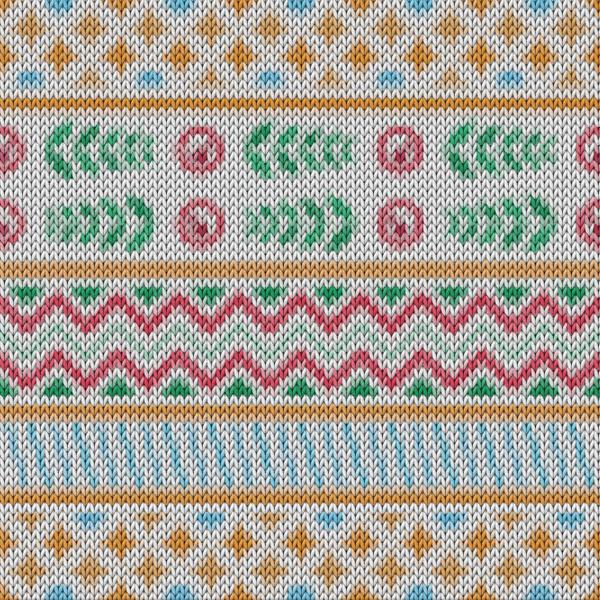 Christmas sweater seamless pattern vector 04