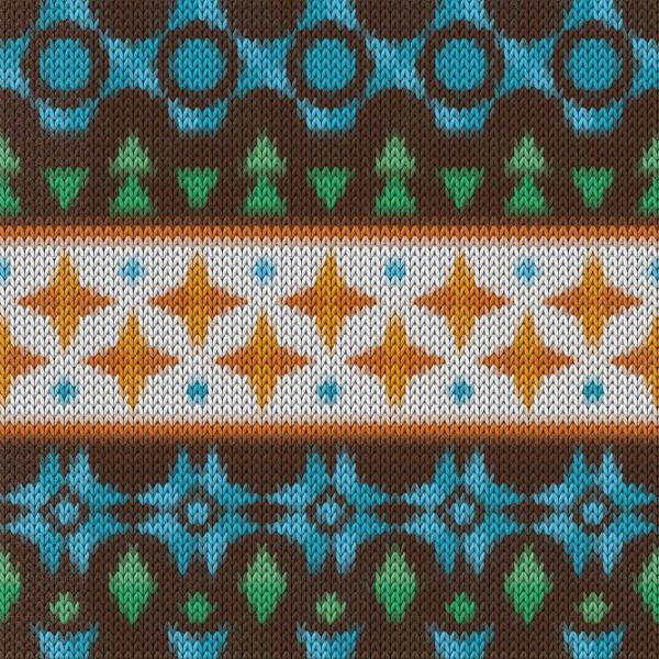 Christmas sweater seamless pattern vector 05