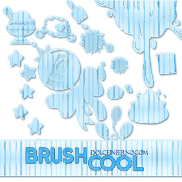 Cool Photoshop Brushes Set