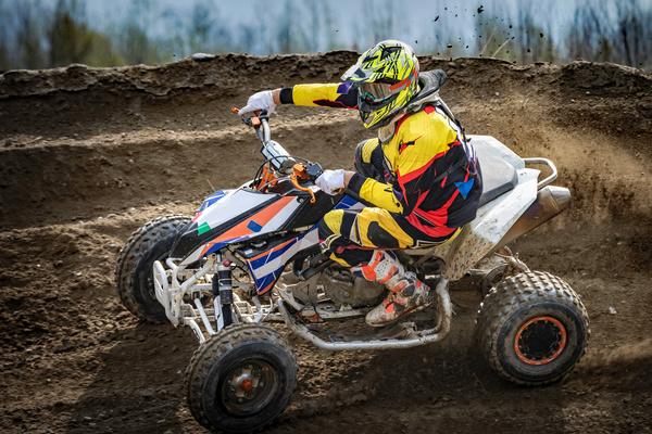 Extreme four wheel racing Stock Photo 01 free download