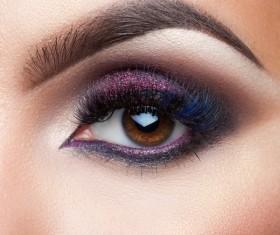 Fashion eye shadow Stock Photo 01