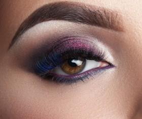 Fashion eye shadow Stock Photo 02