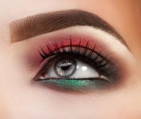Fashion eye shadow Stock Photo 04