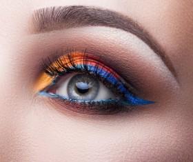 Fashion eye shadow Stock Photo 07
