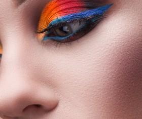 Fashion eye shadow Stock Photo 09