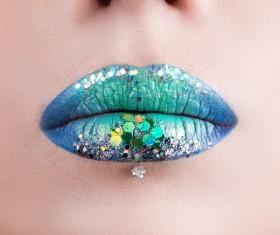 Fashion lipstick Stock Photo 02