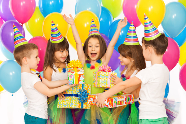 Image result for stock image kids birthdays