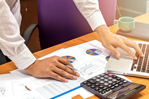 Market data consolidation Stock Photo 01