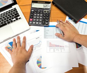 Market data consolidation Stock Photo 02