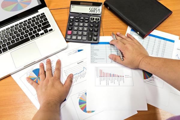 Market data consolidation Stock Photo 02