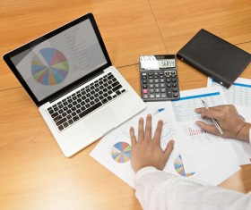 Market data consolidation Stock Photo 03