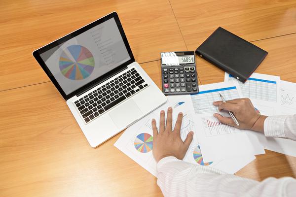 Market data consolidation Stock Photo 03