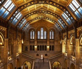Natural History Museum London United Kingdom Stock Photo