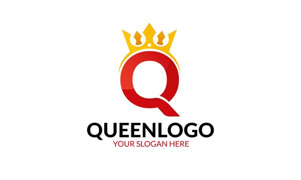 Quen logo vector