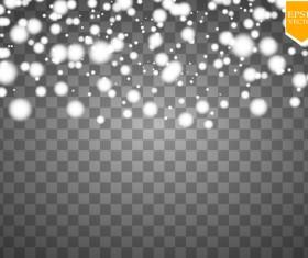 Shining light effects illustration vector 01