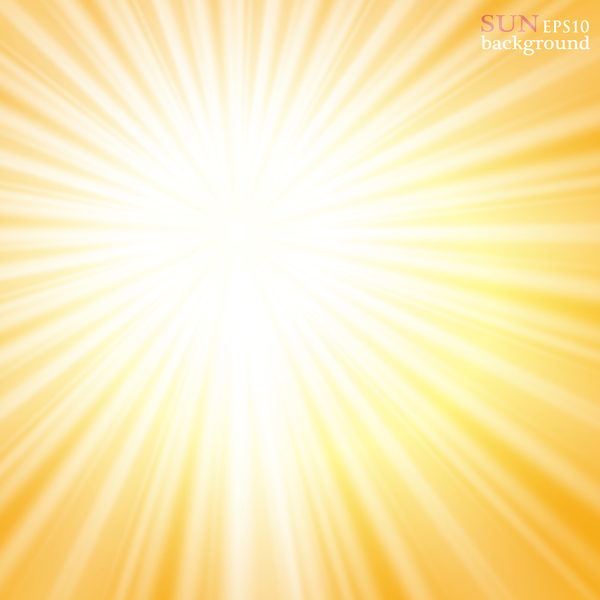 shining sunlight background vector 01 vector background