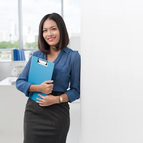 Workplace women Stock Photo 02
