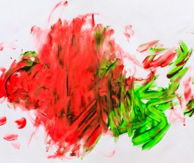Abstract oil painting Stock Photo 01