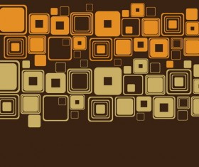 Abstract square background vectors material 02