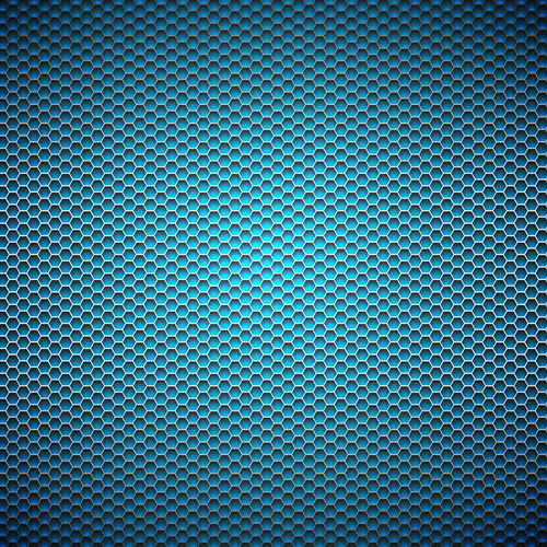 Blue honeycomb background vector vector background free download blue honeycomb background vector voltagebd Image collections
