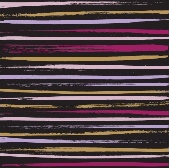 Colored stripes grunge background vector