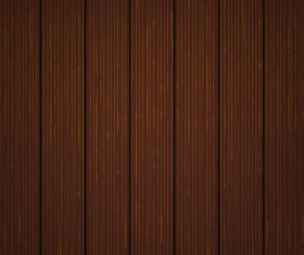 Dark color wooden board background vector 01