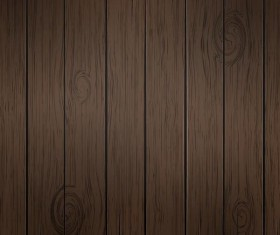 Dark color wooden board background vector 03