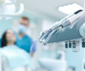 Dental medical equipment Stock Photo 02