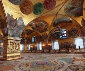 Ekaterina Hall Stock Photo
