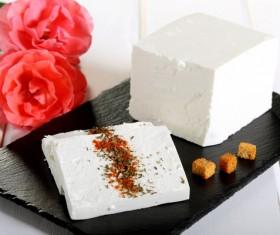 Feta Cheese Stock Photo 01