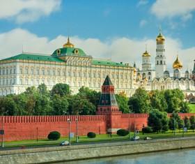Grand Kremlin Stock Photo 01