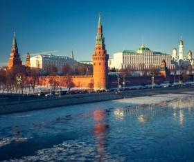 Grand Kremlin Stock Photo 02