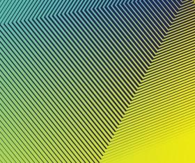 Halftone gradient geometric lines background vector 01