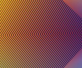 Halftone gradient geometric lines background vector 03