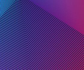 Halftone gradient geometric lines background vector 09