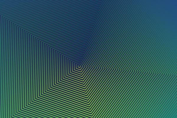 Halftone gradient geometric lines background vector 10 free