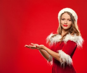 I want a Christmas gift Stock Photo 02