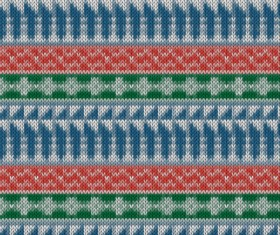 Knitted pattern Stock Photo 01
