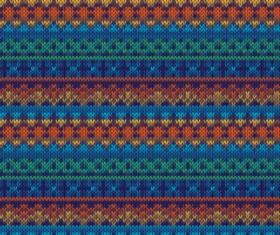 Knitted pattern Stock Photo 02