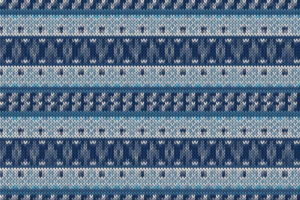 Knitted pattern Stock Photo 06