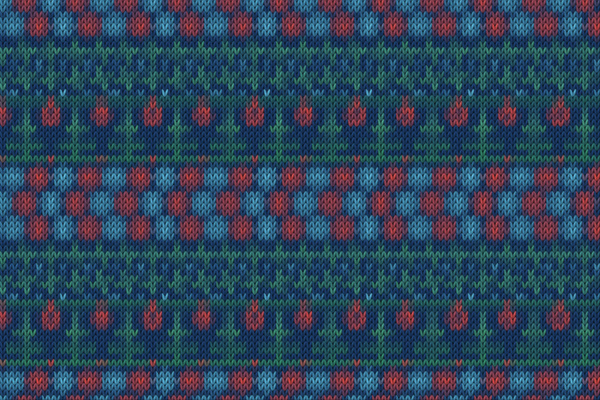 Knitted pattern Stock Photo 07