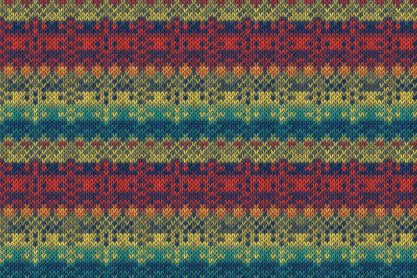 Knitted pattern Stock Photo 10
