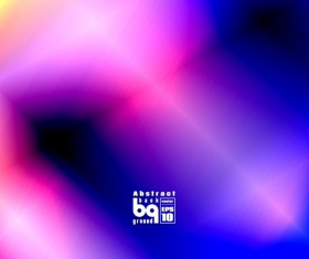 Multicolor blurs art background design vector 04