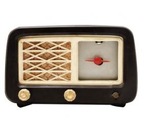 Old Radio Stock Photo 01