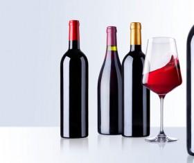 Red Wine Stock Photo 01