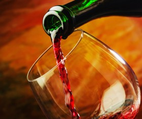 Red Wine Stock Photo 04