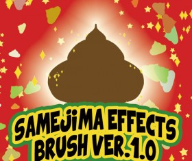 Samejima Effects Photoshop Brushes
